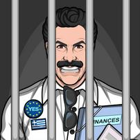 Nikolaos en prision
