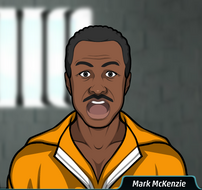 Mark McKenzie preso