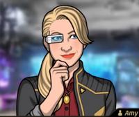 Amy Temporada 6