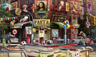 Restaurant de Pasta