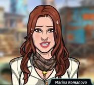 MRomanovaSweating2