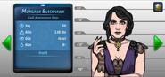 Morgana Blackhawk Yalancı Şüpheli