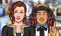 Penelope y Marina 2