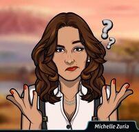 Michelle confundida 1