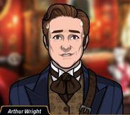 Arthur Sweating2
