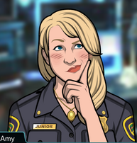Amy Avergonzada 3