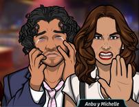 Michelle y Anbu