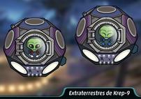 Extraterrestres de Krep-9