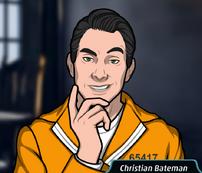 Christian uniforme prisión