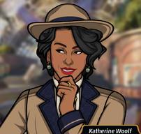 Katherine en Jaque Mate