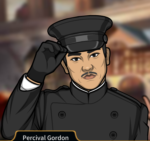 Percival Gordon