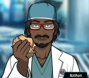Nathan - Eating