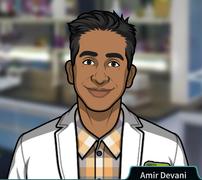 Amir principal