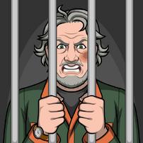 Gunnar en prisión