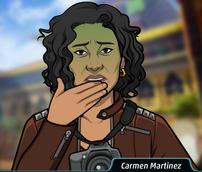 Carmen digustada 2