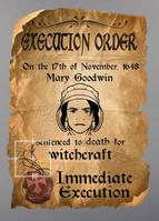 Orden de ejecución de Mary