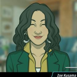 Zoe Kusama