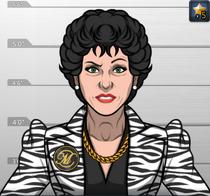 Eugenia Hestentrope en No hay honor entre ladrones