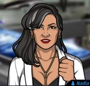 Nadia-Determined