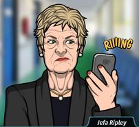 Ripley llamando