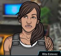 Rita Disgustada