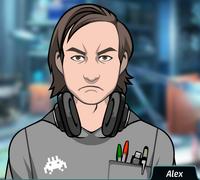 Alex Enojado