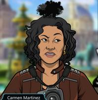 Carmen Con Desagrado 3