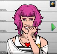 Cathy en Duelo Sangriento