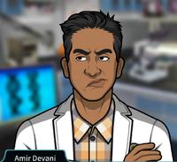Amir Perplejo