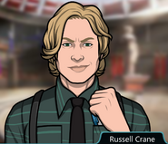 Russell Crane Feeling strong.