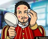 Theo-C303-1-Inspectinghimselfinamirror