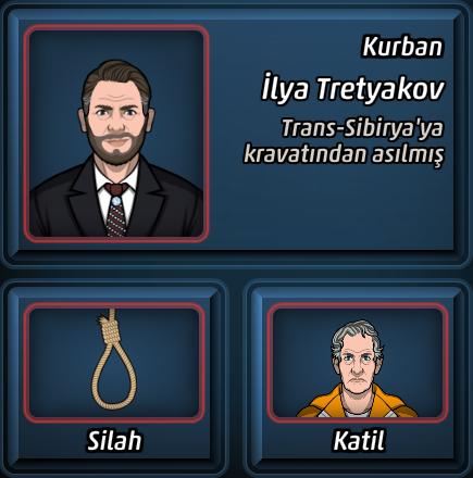 Cinayete Giden Ekspres Yol