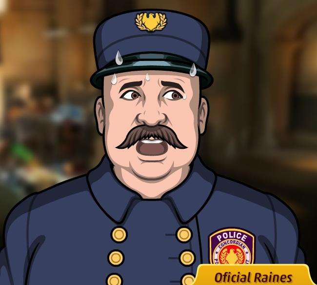 Oficial Raines