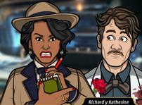 Richard y Katherine 1