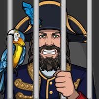 Carl en prisión