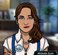 Michelle Zuria