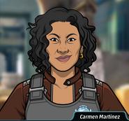 Bulletproff Carmen