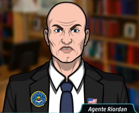 Agente Riordan