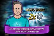 Jones in Happy Hour 2