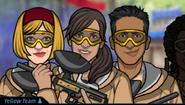 Martine, Rita and Amir-C270-1