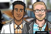 Amir y Jasper 2