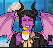 Edwina demonio