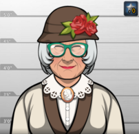 Margaret en el caso 22