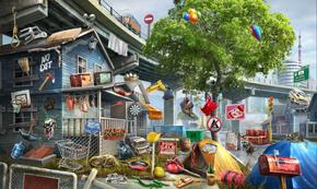 Suburbios Pobres - El Barco de los Sueños