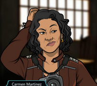 Carmen confundida