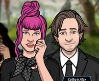 Cathy y Alex1