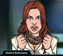 Marina Enojada 2