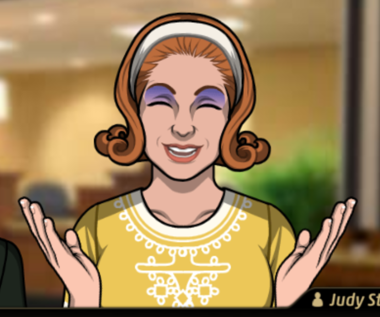 Judy Strong