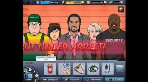 Criminal Case Case 14 - Arrest Suspect (HD)