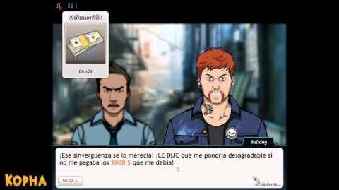 Criminal case Caso 4 - Arrestar Al Culpable - en español